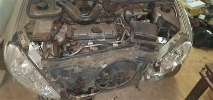 Peugeot 206, 1.4 Petrol Engine and gearbox