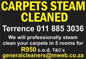 General Carpet Cleaners