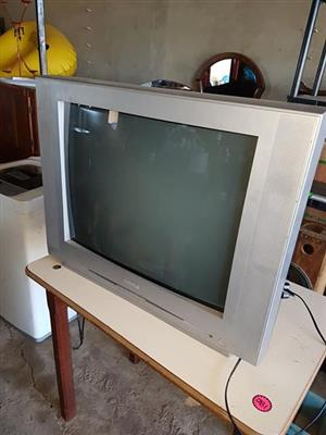 Silver tv for sale