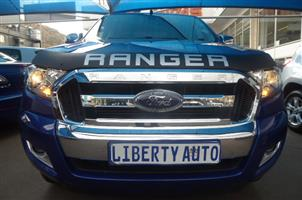 2016 Ford Ranger 2.2 double cab Hi Rider XLT