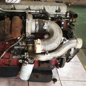 hino j08ctt engine complete
