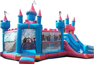 New Castles from R6990.00 Complete.  Inflatable Jumping Castle Factory. Sales - Repairs - Rentals.