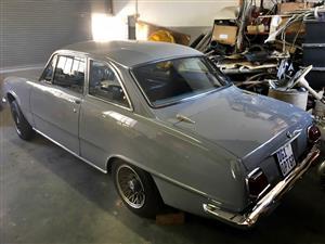 1967 Isuzu Bellett GT coupe