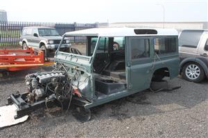 Land Rover Spares
