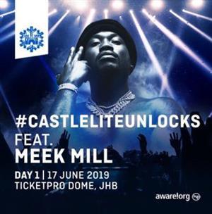 CASTLE LITE UNLOCK : DAY 1 (MEEK MILL) TICKETS