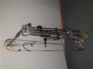 Hoyt Powertec 75th Anniversary Edition Compound Bow