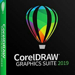 Colreldraw graphic suite 2019