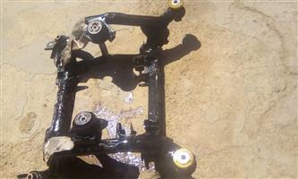 Merc ML 164 Subframe