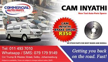 Brake Drum For CAM Inyathi For Sale.