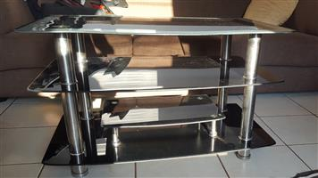 Glass Stand 4 Tier