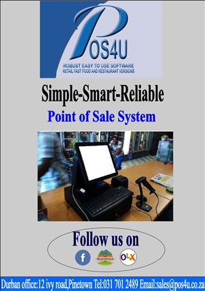 Pos4u POS SYSTEMS AND SOFTWARE