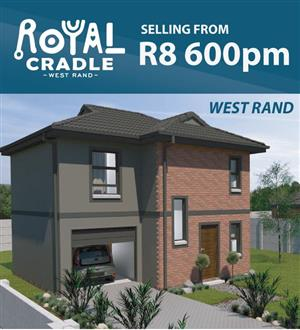 MAKE A HOUSE IN ROYAL CRADLE  YOUR OWN