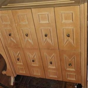 Quality Drawers Heavy Wood