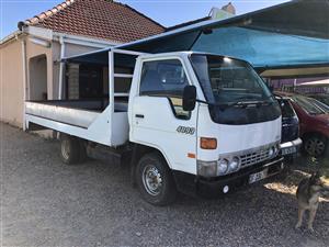 2000 Toyota Hilux single cab HILUX 2.0 VVTi P/U S/C