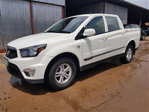 2013 Ssangyong Actyon Sports 2.3 4x4 high