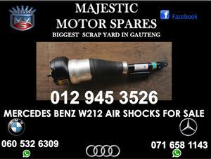 Mercedes benz w212 air shocks for sale