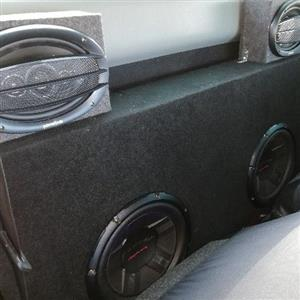 subwoofer box for np200