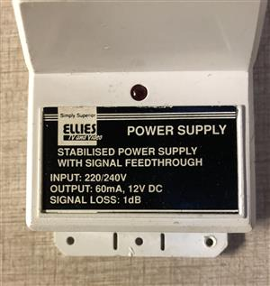 Ellies stabilized power supply