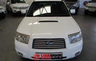 2008 Subaru Forester 2.5 XT