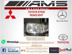 etios headlight