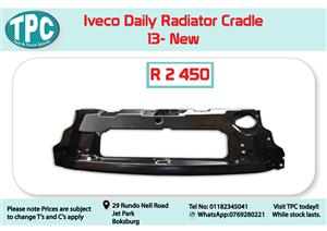 Iveco Daily Radiator Cradle 13- New for Sale at TPC