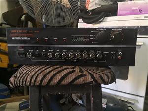 Rocksonic amplifier