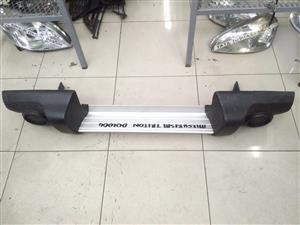 Mitsubishi Triton Rear Bumper