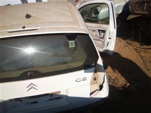 CITROEN C2 COMPLETE TAILGATE FOR SALE!!