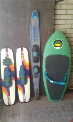 Waterski equipment for sale