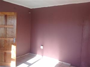 Big & Stunning outside room to rent in Protea North, SOWETO