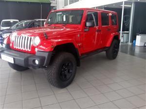 2019 Jeep Wrangler 2.8CRD Sahara