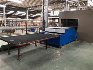 Double Glaze Glass Manufacturing Line