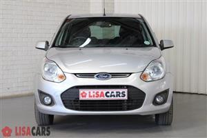 2013 Ford Figo hatch FIGO 1.5Ti VCT AMBIENTE (5DR)