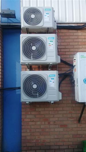 Airconditioning systems  Repairs