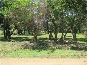 Vacant Land for sale in Banners Rest,Port Edward.