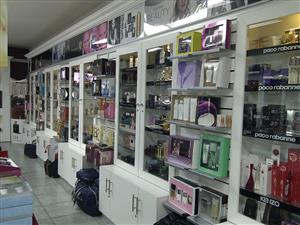 All shopfittings and fixtures for SALE!