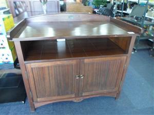 Solid Wood TV Cabinet / Side Board