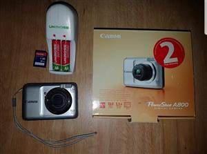 Canon 10MP kamera