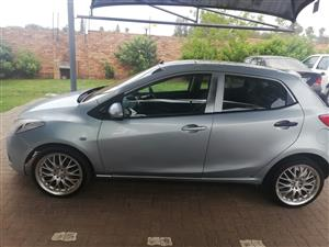 2010 Mazda 2 Mazda hatch 1.3 Active
