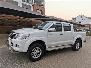2014 Toyota Hilux 3.0D 4D double cab Raider automatic