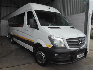 Merc Benz - 519 Cdi 23 Seater (Manuel) XL