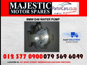 Bmw e46 water pump for sale new spares
