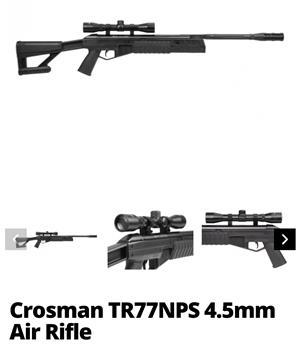 Crossman TR77 Nitro Piston