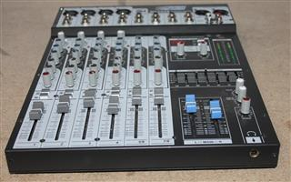 Hybrid 6 channel mixer S033608A #Rosettenvillepawnshop