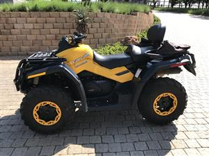 2012 Can-Am Outlander