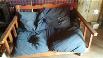 Pine couches