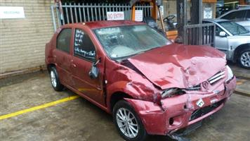 CURRENTLY STRIPPING  R822 RENAULT LOGAN 1.6 8V 2011