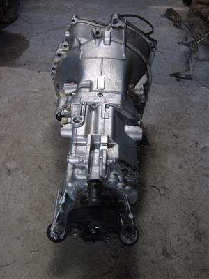 BMW 3 serie (e46 /4) 318i 16v Gearbox