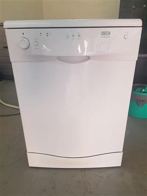 Defy dishwasher white