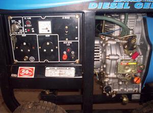 5 kw diesel generator